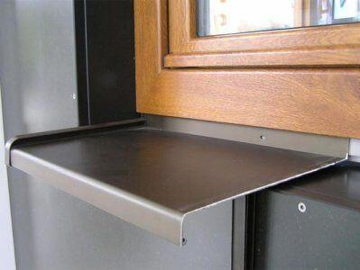 Why Exterior Aluminum Window Sill China Aluminum Extruder